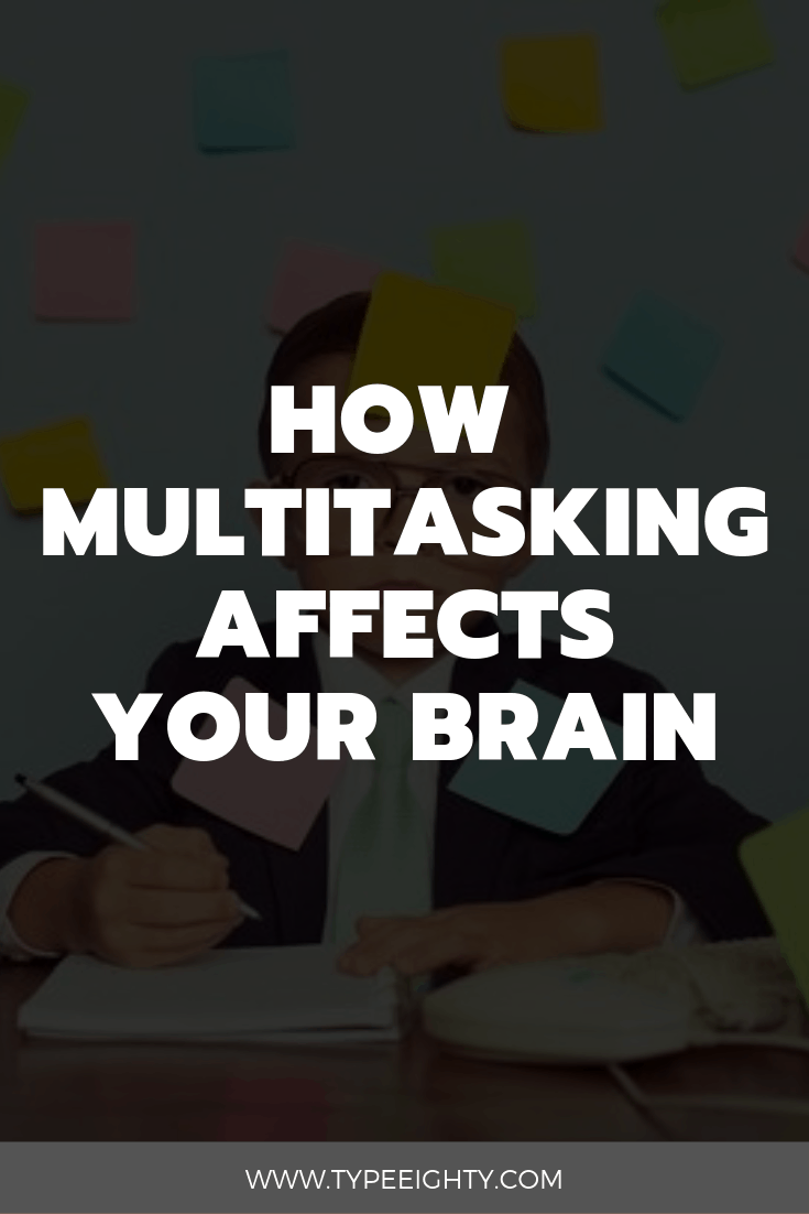 They say men aren't good at it. Your bosses want you to be good at it. And people think it's necessary to survive in today's world of business. Everyone talks a lot about multitasking, but is it really as good as it's made out to be?